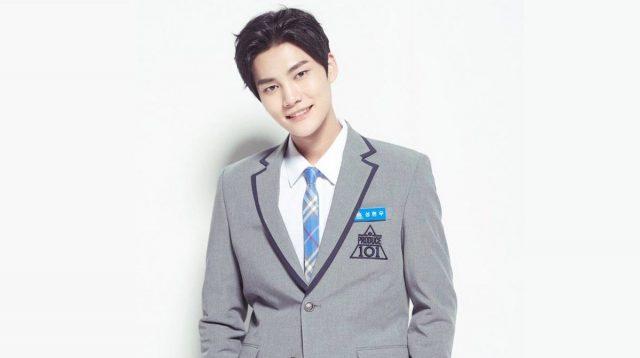 Seong Hyunwoo produce 101