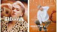 Baekhyun EXO akan Rilis Album Debut Jepang