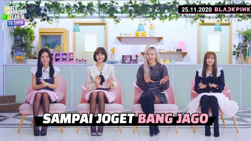 blackpink bang jago