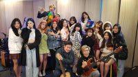 Serunya Grup BNK48 dan Staf Bawakan Lagu BTS 'Dynamite'