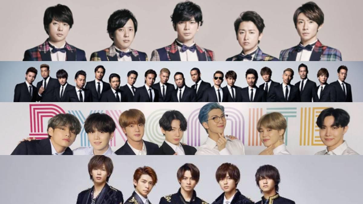boy grup paling populer di jepang