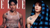 6 Potret Jackson Wang GOT7 yang Selalu Tampil Seksi di Majalah ELLE