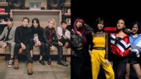 Boy Grup Indonesia TGX dan Girl Grup StarBe Isyaratkan Berkolaborasi untuk Drama Web Series