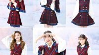 "GNZ48 New Seifuku ""Glories Series"" Christmas Edition"