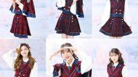 "GNZ48 New Seifuku ""Glories Series"" Christmas Edition"