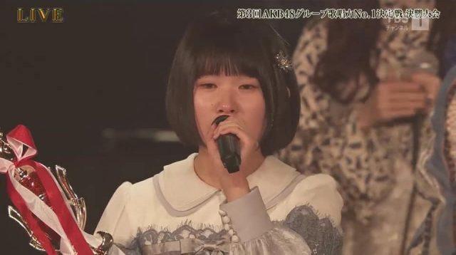 Ikeda Yura (Winner 3rd AKB48 Group No.1 Singing Competition 2020)