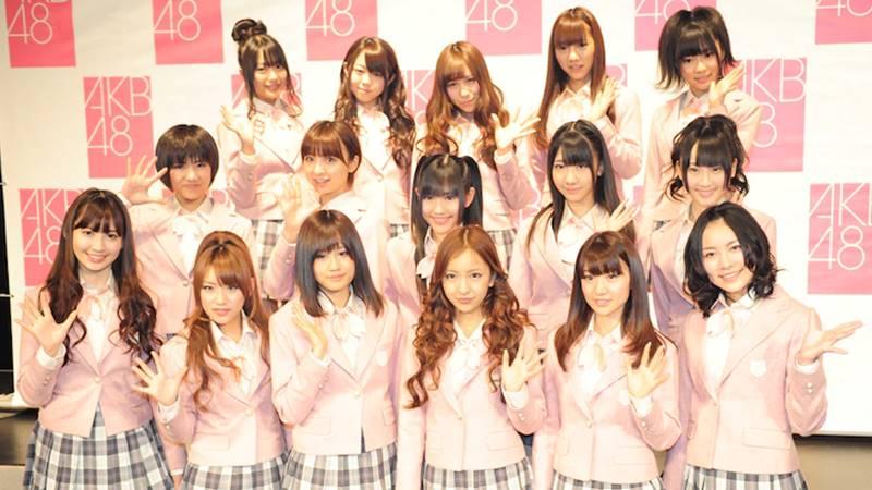 AKB48 sakura no kini narou