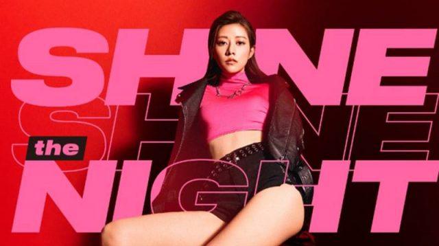 Abe Maria debut single Shine shine the night