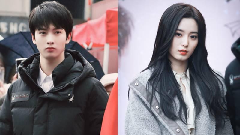 Chen Youwei Xu Yiyang new chinese drama