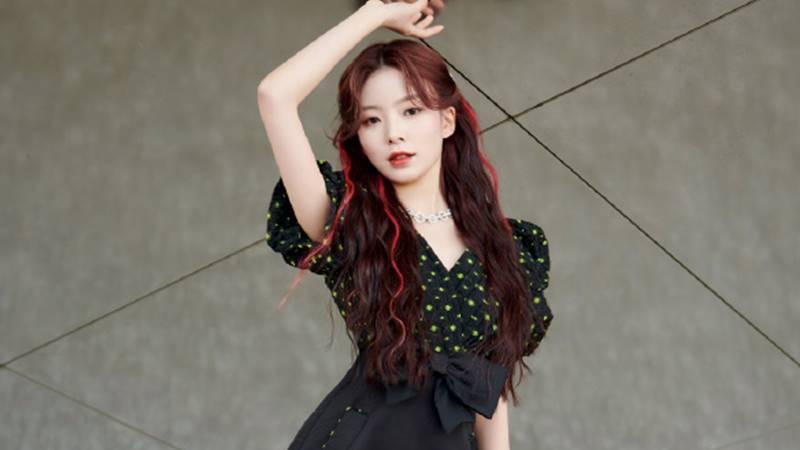 Chen Zhuoxuan BonBon Girls 303