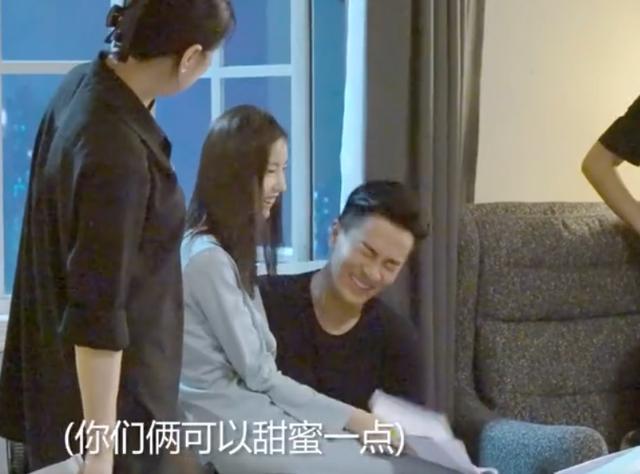 Hawick Lau dan Chen Duling 1