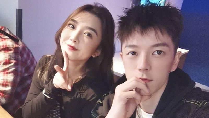 Wang lixin and wife