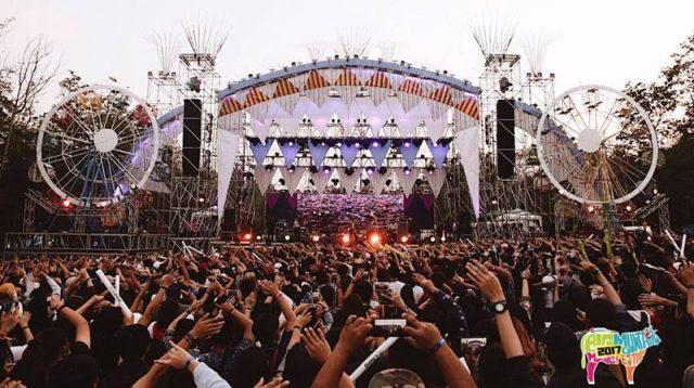 big mountainmusic festival outdoor