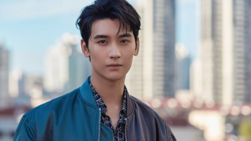 huang junjie chinese actor