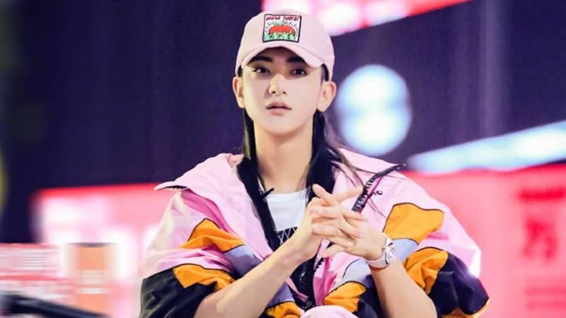 huang zitao pink