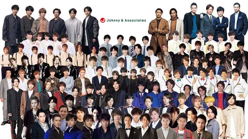 johnny & associates actrees