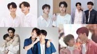 10 Pasangan Aktor BL Thailand Paling Fenomenal Selama Tahun 2020