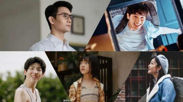 top 5 chinese drama high rating on douban