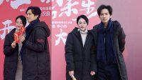 Wallace Chung dan Li Xiaoran Akhirnya Reuni Main Drama Baru