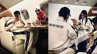 Huang Zitao Pamerkan Kekayaan dan Jet Pribadinya
