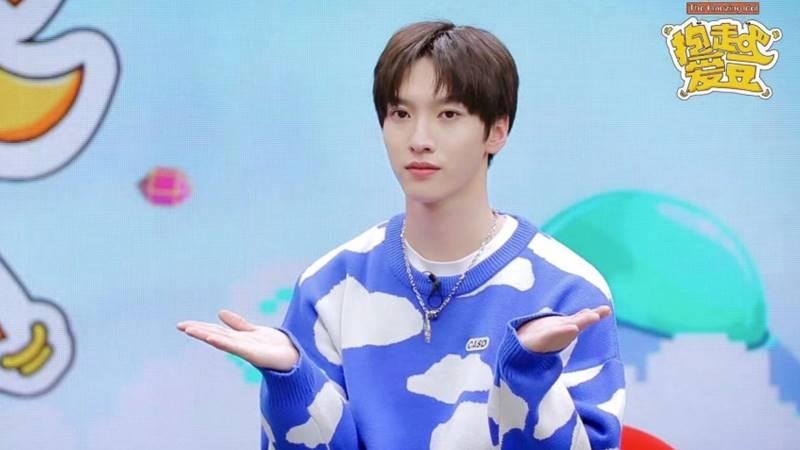 jiang jingzou the amazing idol