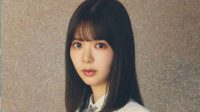 Matsudaira Riko Jadi Member Pertama Sakurazaka46 Yang Lulus Dari Grup