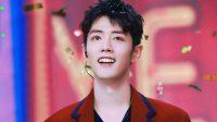 Bahaya, Xiao Zhan Disorot Matanya dengan Laser Saat Tampil di Konser Tahun Baru