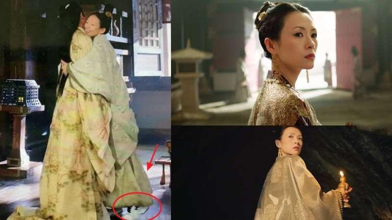 zhang ziyi drama scandal