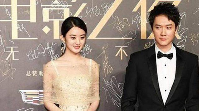 zhao liying dan feng shaofeng