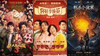 Box Office Film China Tahun Baru Imlek 2021 Capai 1,7 Miliar