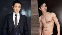 Huang Xiaoming Terlihat Lebih Muda Dengan Otot Tubuh Mengesankan