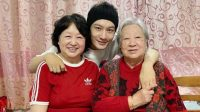 Huang Xiaoming Rayakan Tahun Baru Imlek dengan Nenek dan Ibunya, Netizen Singgung Angelababy