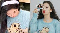 Ju Jingyi Dilaporkan Kerap Pakai Baju KW dari Merek Terkenal, Begini Ceritanya!