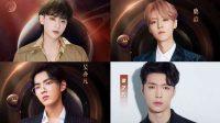 Luhan, Huang Zitao, Kris Wu, dan Lay EXO akan Bertemu di Weibo Night 2020