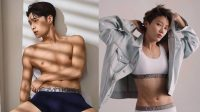 Lay Zhang dan Liu Yuxin THE9 Akhiri Kerja Sama dengan Calvin Klein