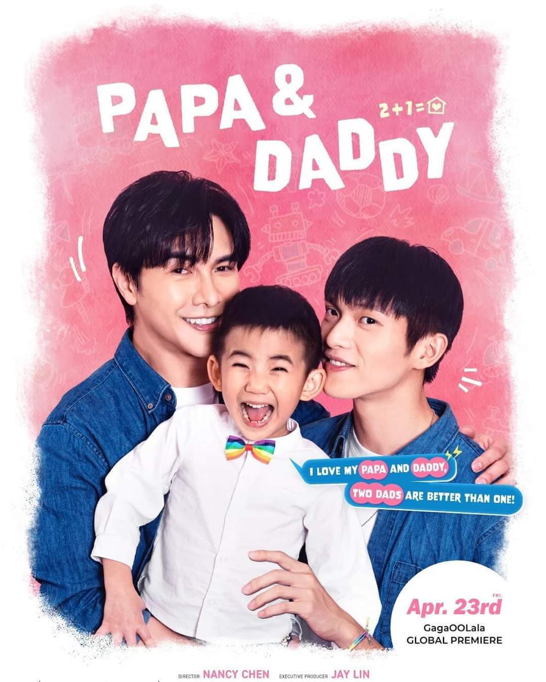papa and daddy taiwan drama bl