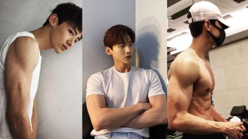 bai jingting actor hot