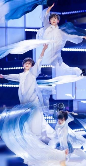 liu yu dance