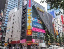 Banner AKB48 Theater di Gedung Don Quijote Resmi Dicopot Setelah Belasan Tahun