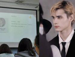 Kalimat Mutiara Lelush Eks CHUANG 2021 Digunakan Dosen untuk Mengajar