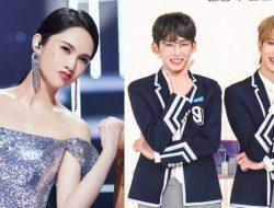 Rainie Yang Dukung Luo Yizhuo dan Tang Jiuzhou Debut Bersama di Final Youth with You 3