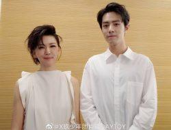 Stefanie Sun Dianggap Remaja China Tak Populer Lagi, Xiao Zhan Bela Idolanya!