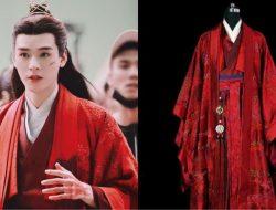 Kostum Wang Kexin yang Dibintangi Gong Jun di Word of Honor Dilelang dengan Harga Selangit