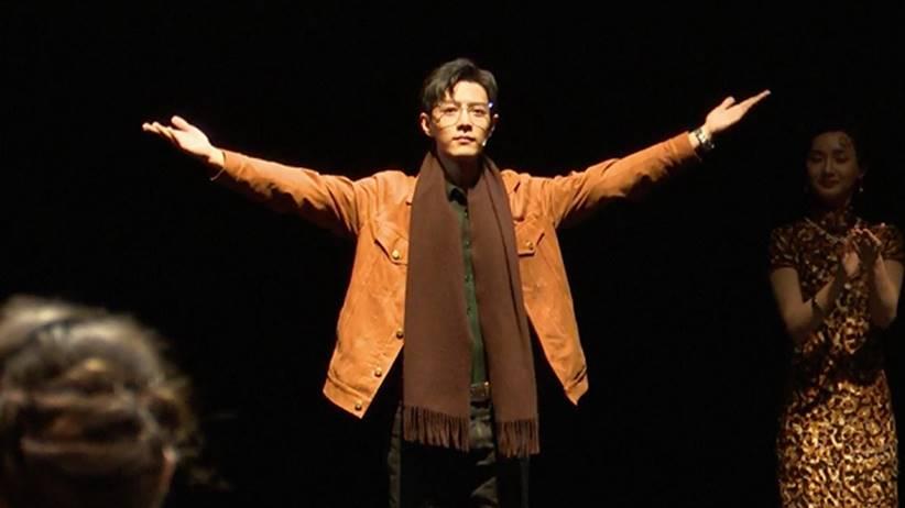 xiao zhan a dream like a dream