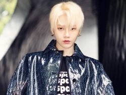 Liu Yuxin THE9 akan Comeback Solo dengan EP Baru 'Epsilon'