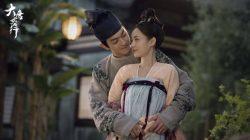 xu kai li yitong court lady drama