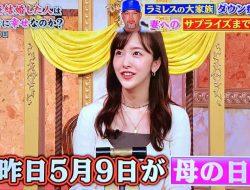 Diundang Salah Satu Program TV, Itano Tomomi Umumkan Kehamilannya