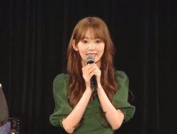 Baru Saja Kembali, Miyawaki Sakura Umumkan Kelulusannya dari HKT48