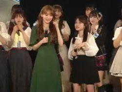 Miyawaki Sakura dan Yabuki Nako, Kejutkan Fans dan Member dengan Datang ke Event HKT48