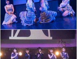 Sato Shiori Eks AKB48 Sukses Gelar Pertunjukan Untuk Dua Idol Group yang Diproduseri